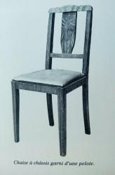 chaise-à-chassis-garni-d-une-pelote-1930